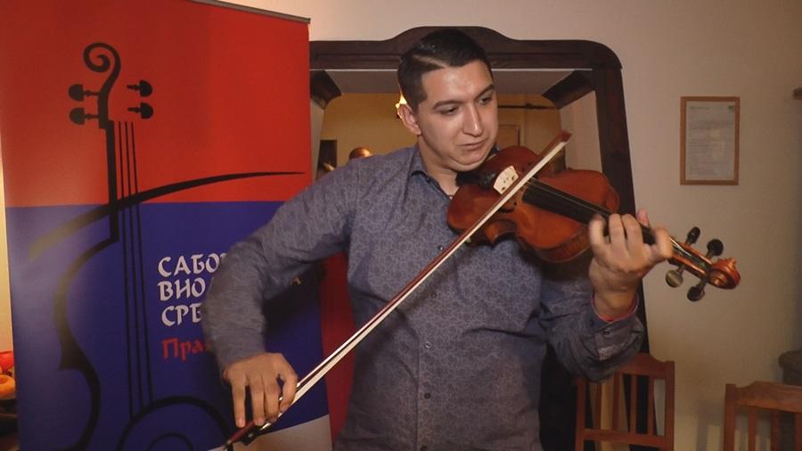 Прањани на Сувобору: Нема песме, нема вина, док не крене виолина