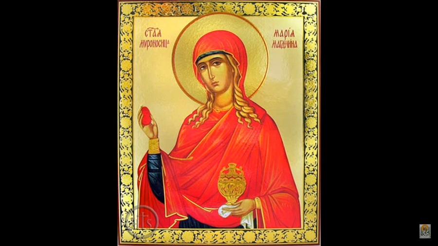 Данас је Блага Марија