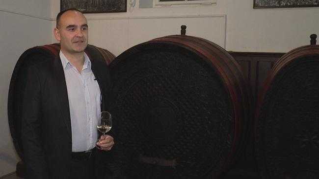 Рељић: Квалитет је битнији од квантитета, Краљевска винарија производи 20 хиљада боца вина
