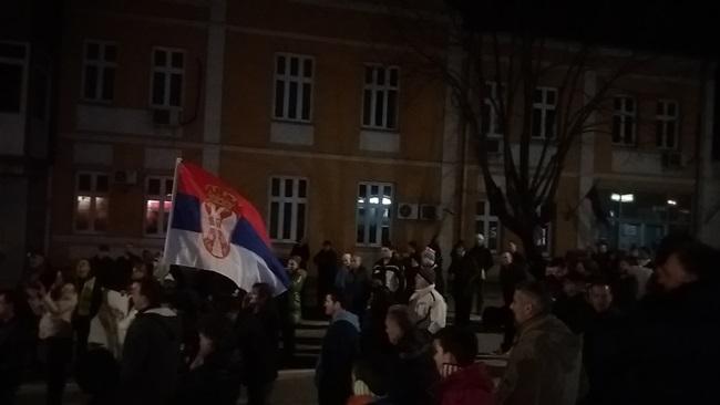 """У Тополи вечерас народни протест """"Топола вас зове"""""""
