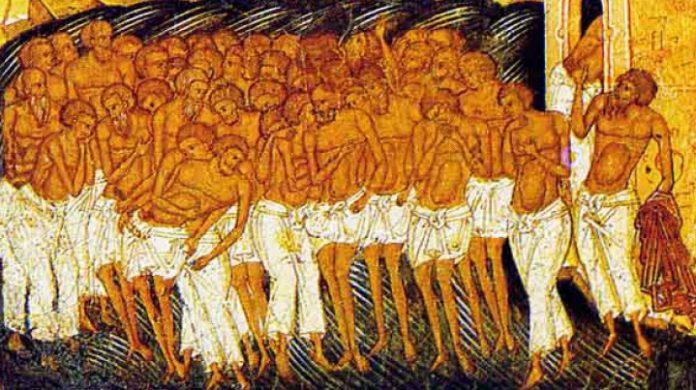 Данас су Младенци: Православци славе Светих 40 мученика! Ево шта се ради на овај празник
