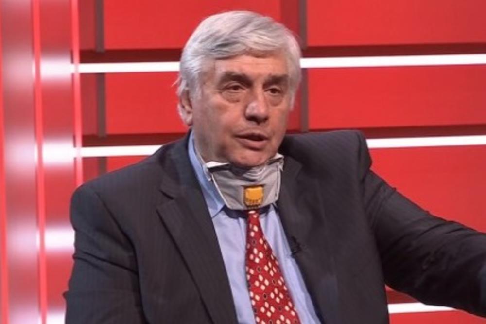 "Тиодоровић: Од 1. октобра вакцинација против грипа, да се избегне ""судар"" са короном"