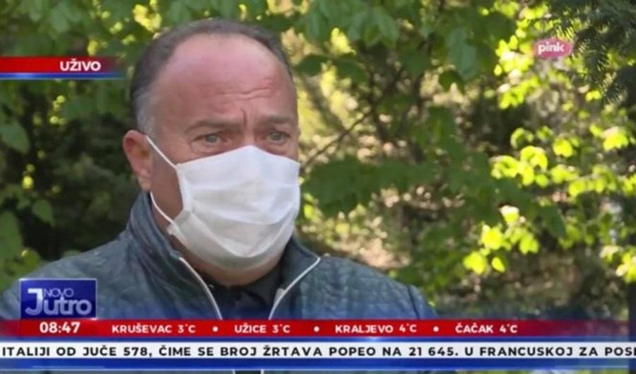 Шарчевић: Емитовање наставе биће завршено за месец и по дана