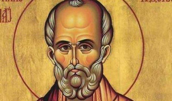 Данас је млади Свети Никола