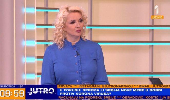 Овај вирус неће нестати: Др Дарија Кисић открива може ли доћи до повећања оболелих
