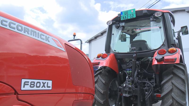 Како купити нов трактор уз помоћ државе?