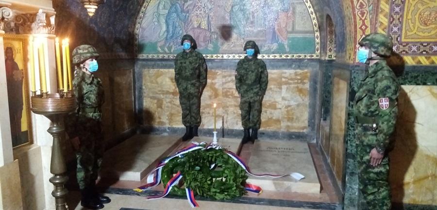 На Опленцу обележено 86 година од смрти краља Александра I Карађорђевића