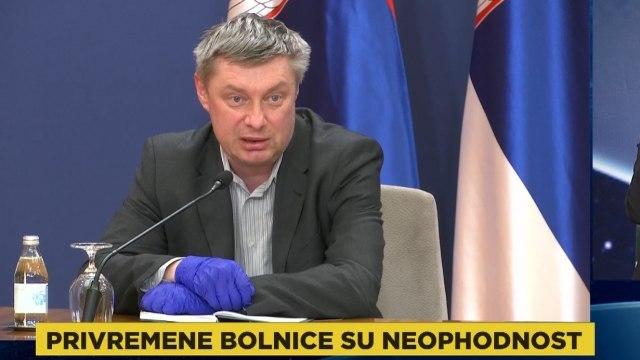 Стевановић: Најбоља вакцина је она вакцина коју примите