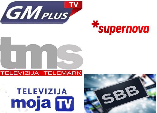 Ево где све можете пратити Дневник западне Србије – Супернова, ИПТВ, СББ и обичне антене