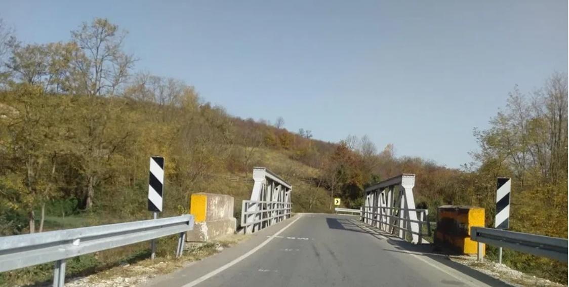 Стари мост из Јарменоваца премешта се на другу локацију