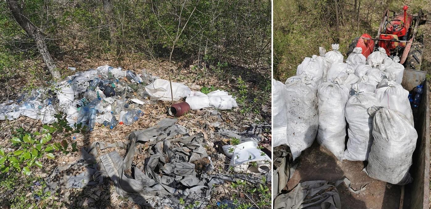 """""""Очисти шта прво дохватиш"""": Белосавчани се самоорганизовали и чистили своје село"""