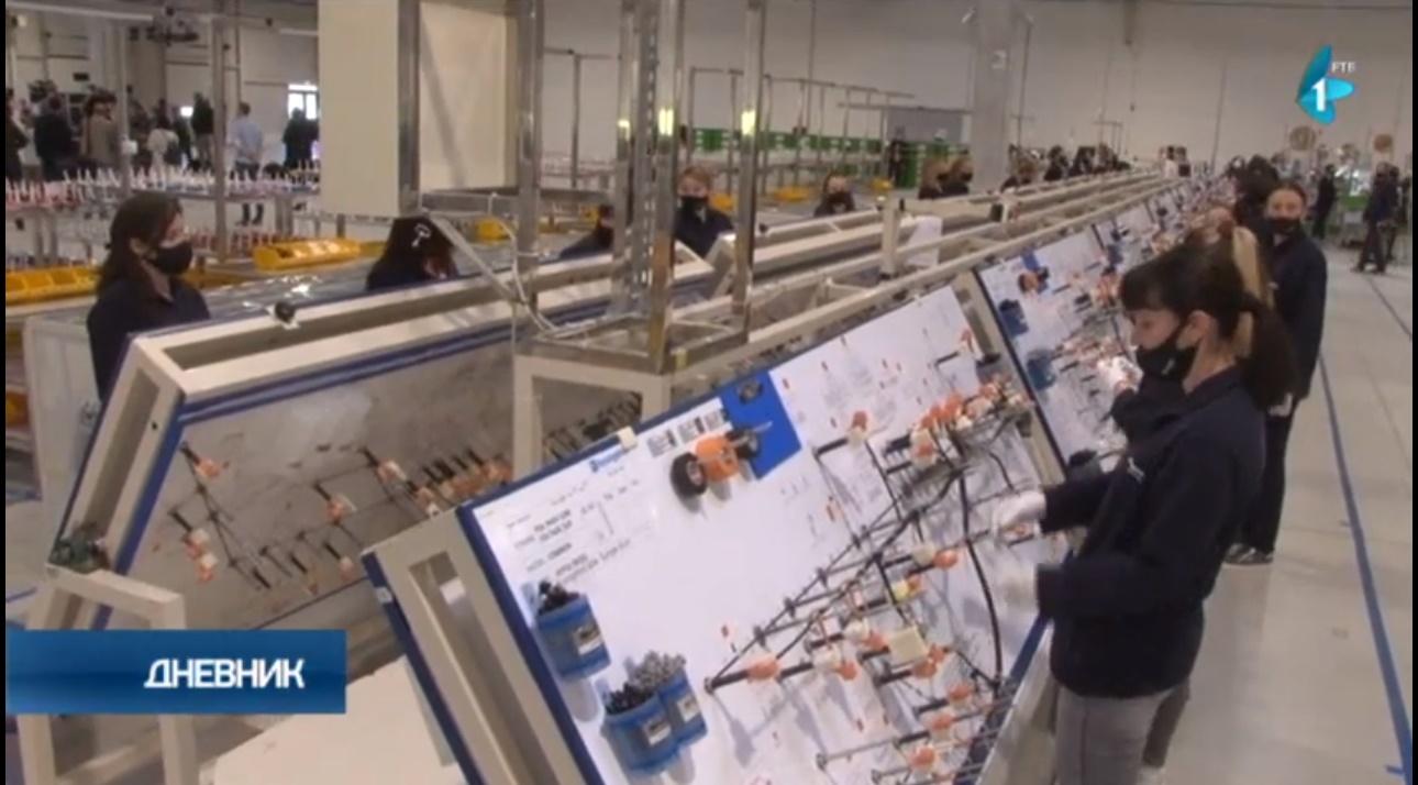 Корејски Kyungshin Cable отворио фабрику у Смедеревској Паланци, присуствовао председник Вучић