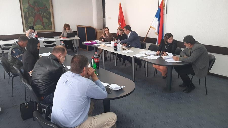 Одржана 25. седница Општинског већа, разматрано скоро 60 тачака са Дневног реда