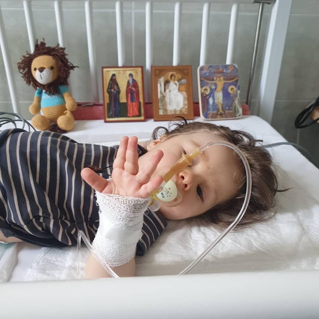 Најтежа животна битка добијена уз помоћ хуманих људи: Мали Гаврило примио терапију