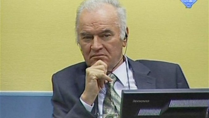 Ратко Младић осуђен на доживотну казну