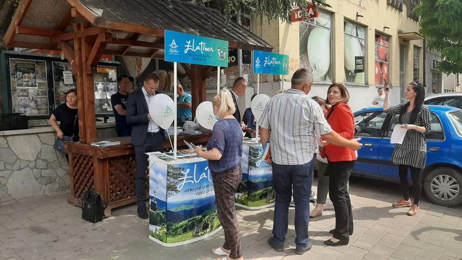 ТО Златибор представила своју летњу туристичку понуду у Тополи (ВИДЕО)