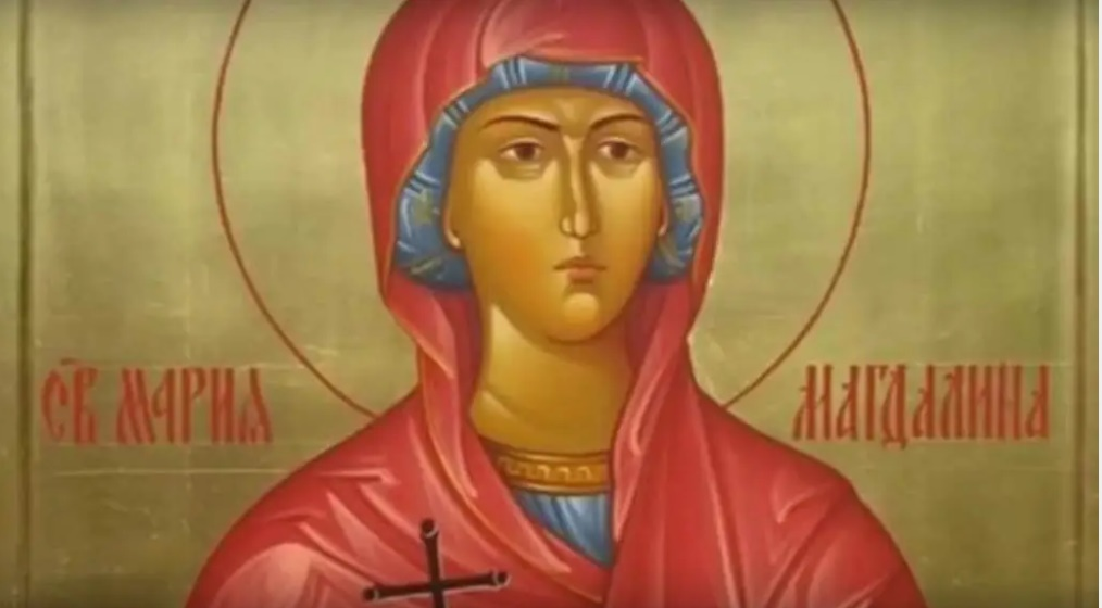 Данас је Блага Марија, сестрa Илије Громовника, заштитница жена