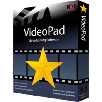 NCH VideoPad Video Editor 8.00 Crack