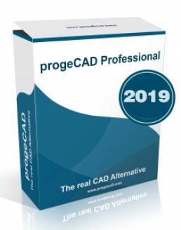 ProgeCad 2019 Professional 19.0.4.7 Serial Key Plus Crack Download Free