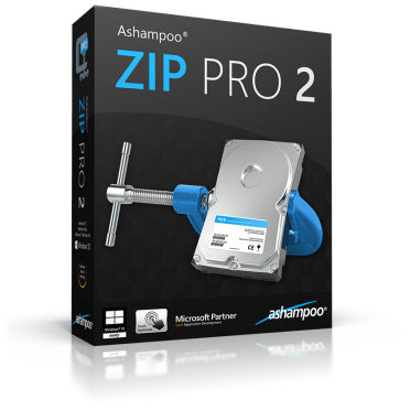 Ashampoo Zip Pro 2019 License Key