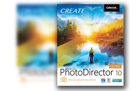 CyberLink PhotoDirector 10 Crack Plus Keygen Full Download