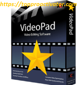 NCH Videopad Video Editor 8.45 Crack