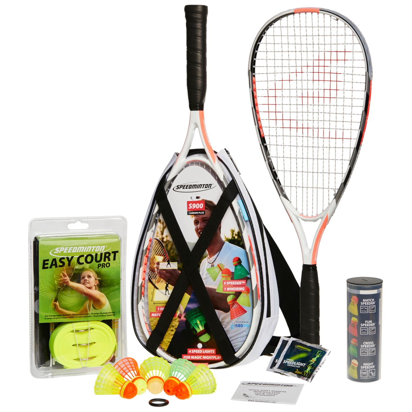 Speedmintonový set s900