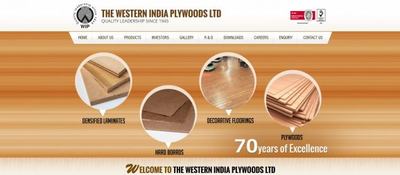 Western India Plywood Limited: Plywood Brand