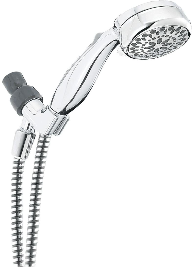 bathtub faucet handheld spray water