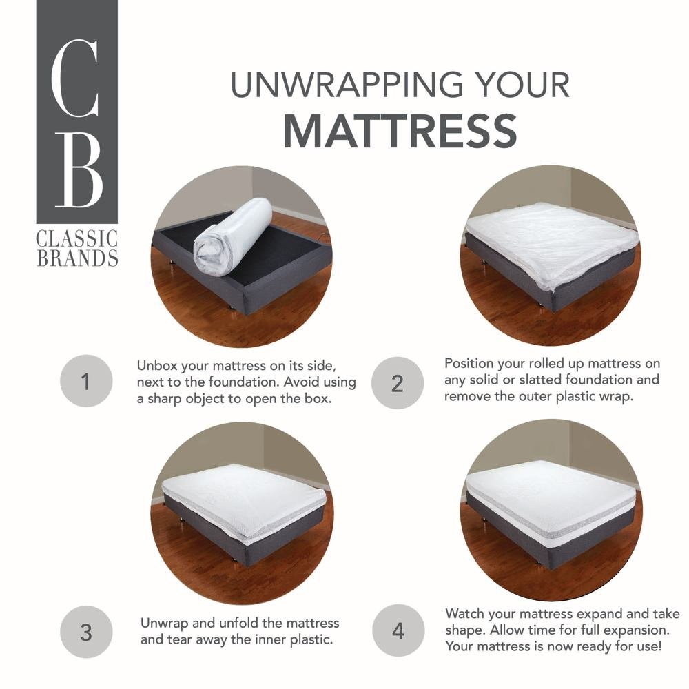 Best Gel Mattress under 500 topratedhomeproducts features