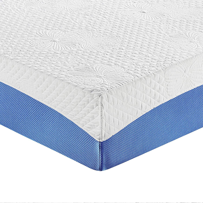 """Dream foam Bedding Chill 14"""" Gel Memory Foam Mattress"""