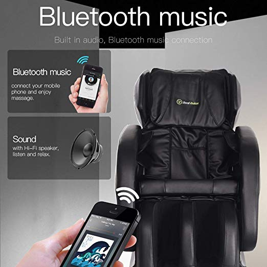 Electric Full Body Massage Chair main