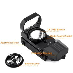best budget reflex sight