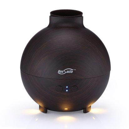 housmile 600ml essential oil diffuser aroma cool mist humidifier ultrasonic nebulizer