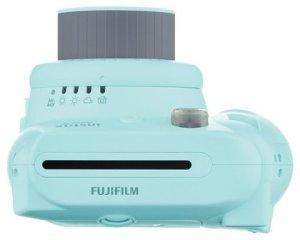 fujifilm instax mini 9 instant film camera - ice blue