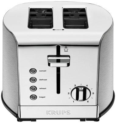 krups kh732d50 2-slice toaster breakfast set