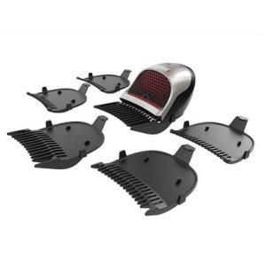 remington hc4250 shortcut clipper pro haircut 13 piece kit including 9 length combs
