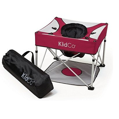 kidco gopod p7100 lightweight and portable activity seat for baby