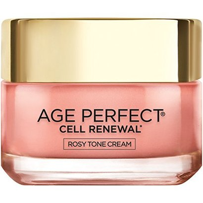 l'oréal paris age perfect cell renewal rosy tone moisturizer for mature and dull skin