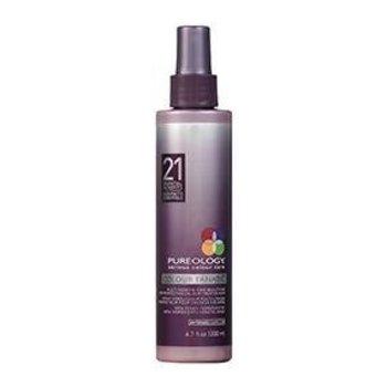 pureology color fanatic multi tasking hair spray- 21 benefits