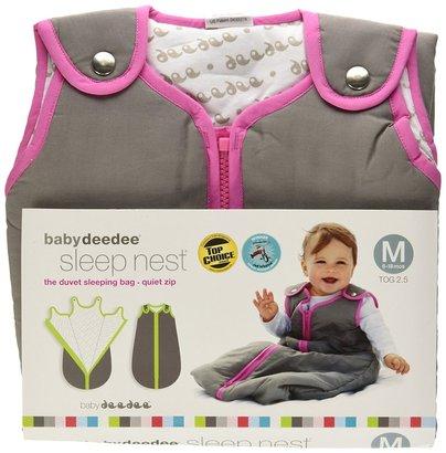 baby deedee sleep nest the baby duvet sleeping bag wearable blanket sleeper for baby girls