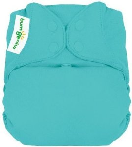 bumgenius freetime all in one one size cloth diaper