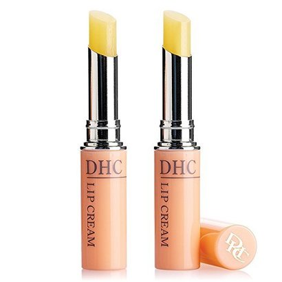 dhc lip cream with vitamin e for chapped lips- 2 pack