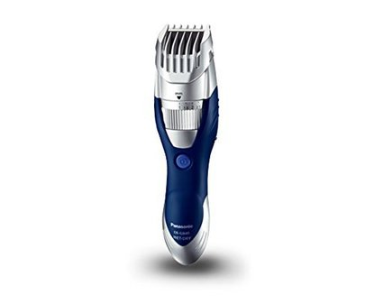panasonic milano er-gb40-s cordless mustache and beard trimmer wet/dry operation with 19 trim settings and charging stand