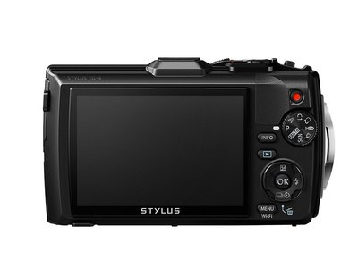 olympus tough tg-4 16 megapixel waterproof digital camera with 3-inch lcd and full hd 1080p video