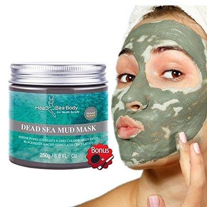 HeaBea Body Natural Dead Sea Mud Mask