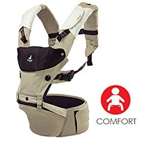 abiie huggs contour baby carrier with six carrying positions the award-winning hip seat carrier designed for heavier baby
