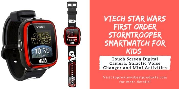 VTech Star Wars First Order Stormtrooper Smartwatch for Kids