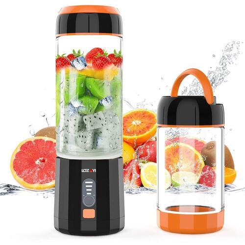 LOZAYI portable wireless juicer blender