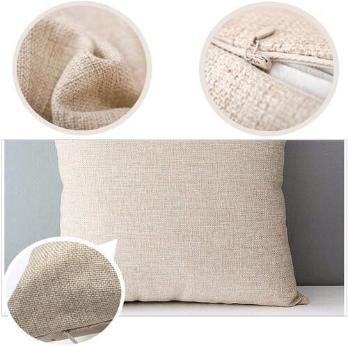 Asamour 4 pcs Christmas Pillow Covers Xmas Home Decor